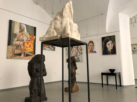 Ben Siegel: ein Bildhauer und Maler
