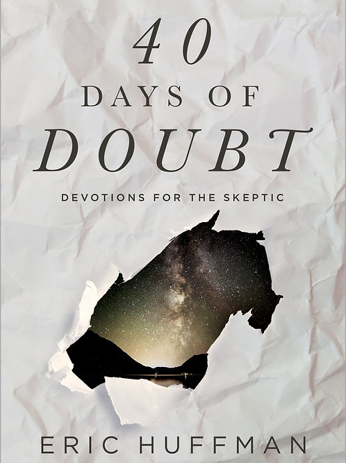 40 Days of Doubt - Book