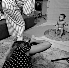 Baby Home Photoshoot in Dubai