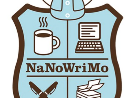 It's NaNoWriMo Time!
