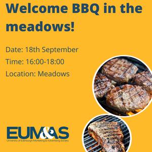 Welcome Week BBQ