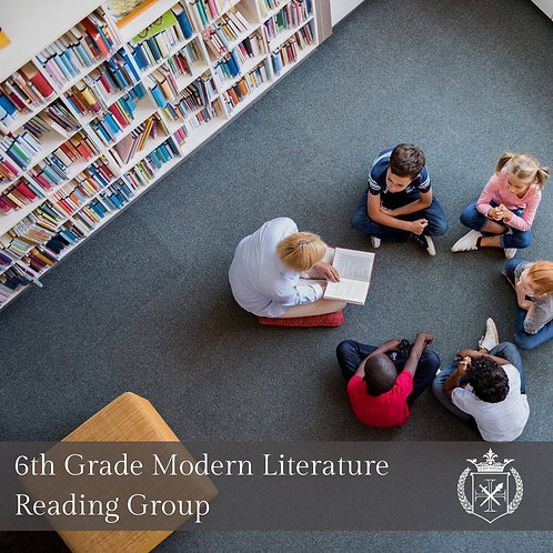 Upper Grammar School Reading/Discussion Group