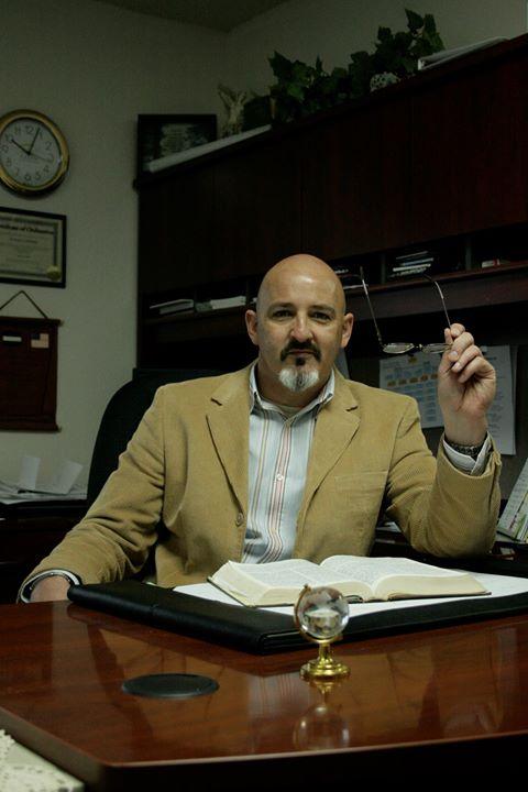 Randy Howard desk