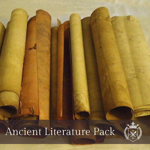 Ancient Literature Pack