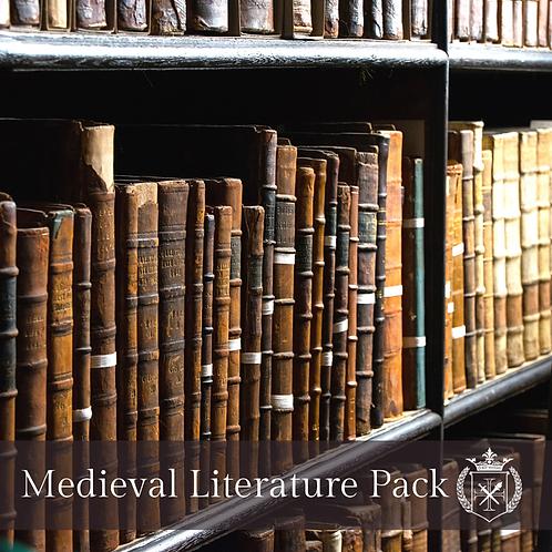 Medieval Literature Pack