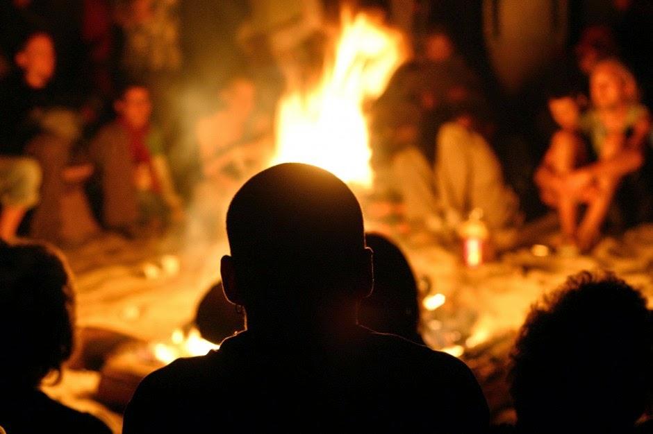 campfire men