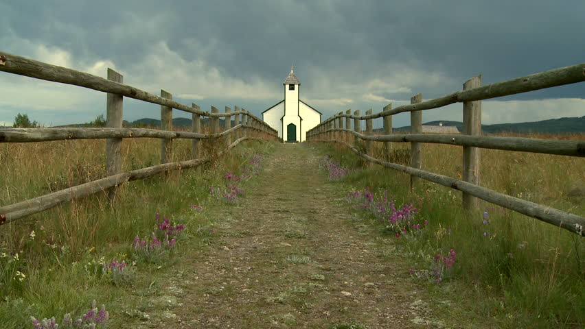 country lane church
