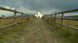 country lane church