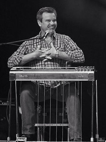 rusty danmyer, steel guitar