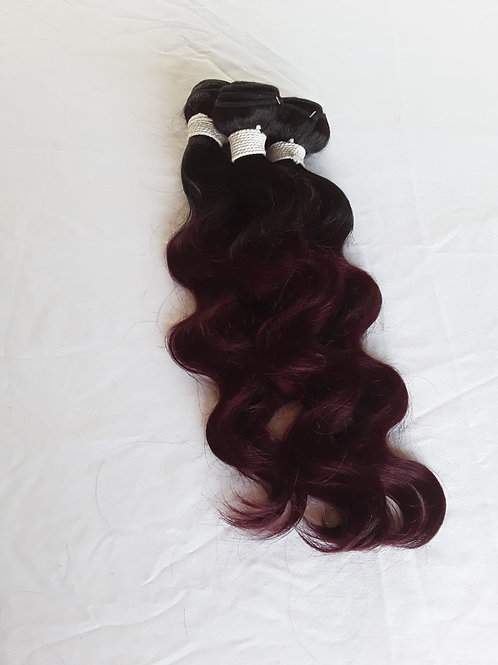 18 inc Body wave color T1B/99J