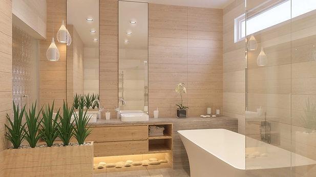 master bathoom design   აბაზანის ინტერიერის დიზაინი