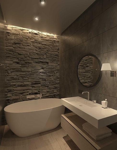 master bathroom interior design | აბაზანის ინტერიერის დიზაინი