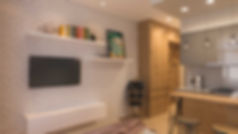 studi apartment interior design | სასტუმროს ტიპის ბინის ინტეიერის დიზაინი ბათუმში