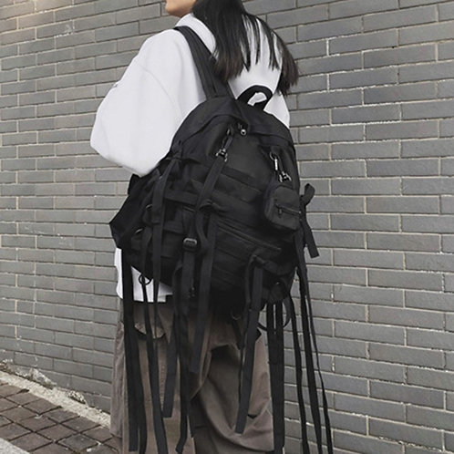 Rosetic Goth Strap Backpack