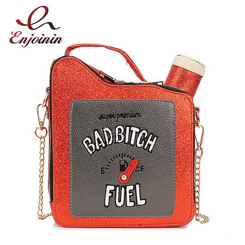 Quirky Fuel Container Bag