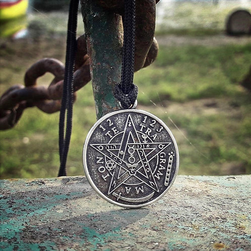 Pentagram Pendant Necklace