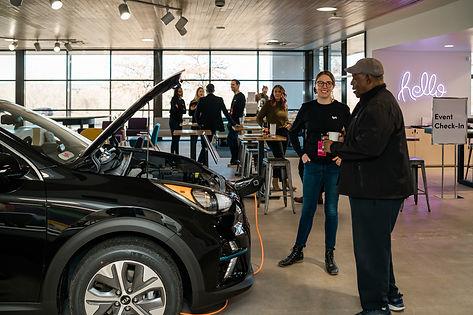 Lyft Driver Center Opening Nikki A. Rae