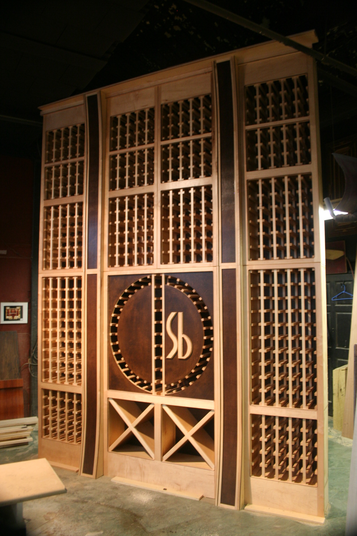 Maple Wine Cellar