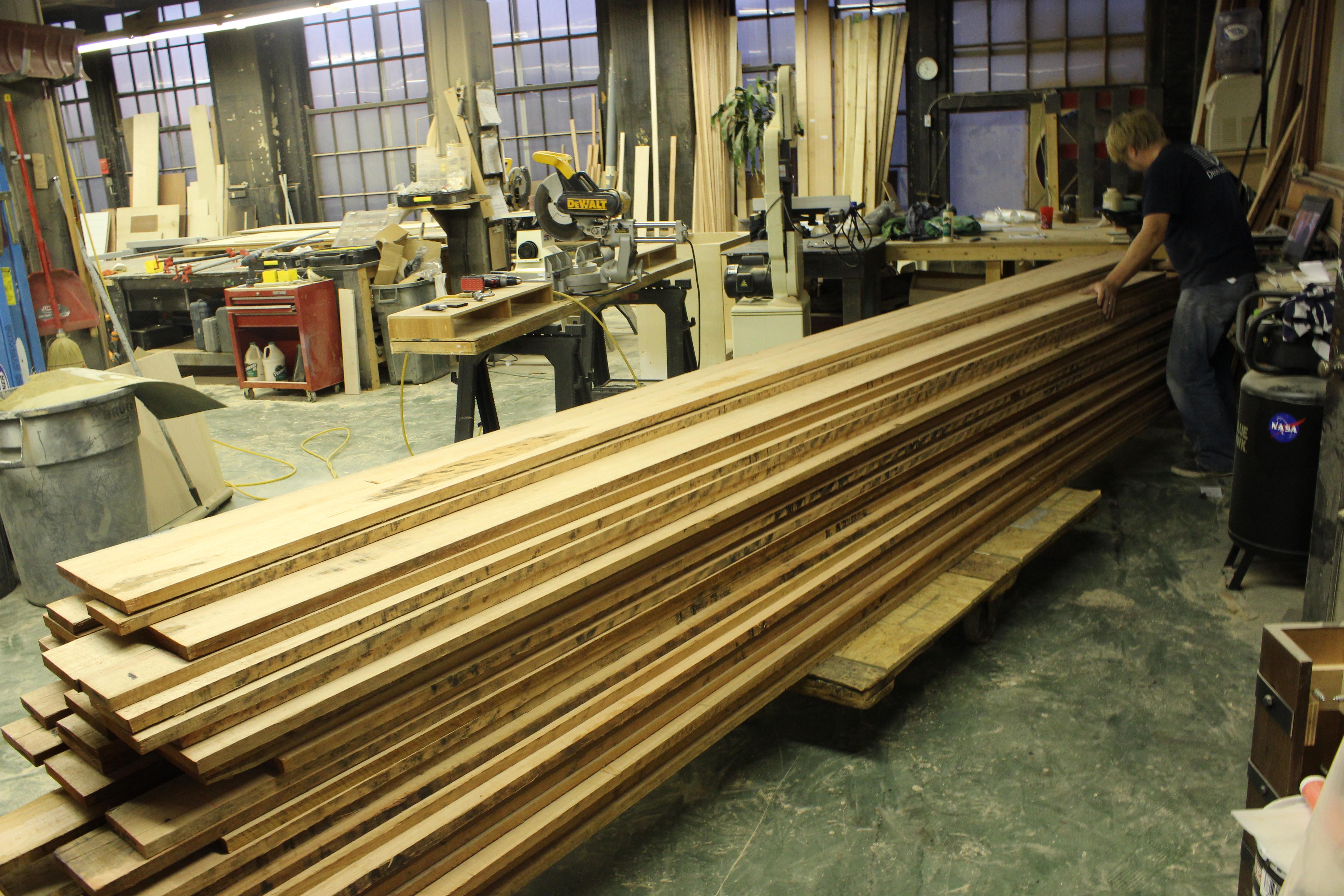 Lyptus/Red Gratis Hardwood lumber