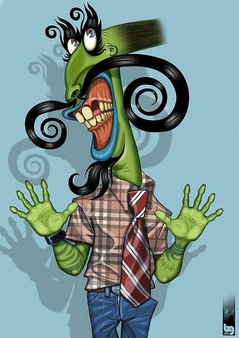 Toothless Joe