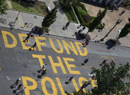 Defund the Police!!!!!