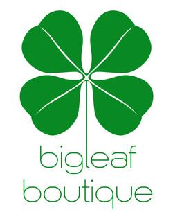 big leaf boutique logo