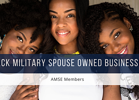 Black Military Spouse-Owned Business Directory