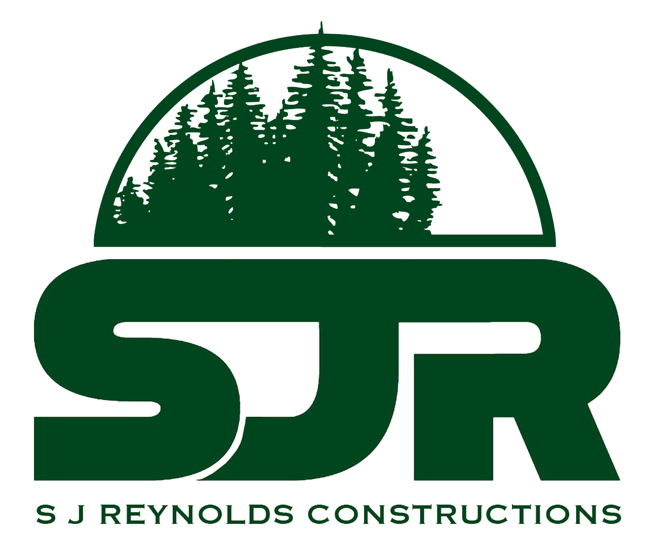 s j reynolds costruction logo