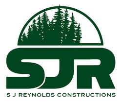 s j reynolds costruction logo