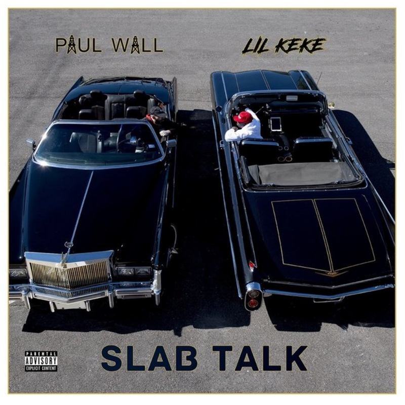 Texas Legends Paul Wall & Lil KeKe Release New Project, Slab Talk