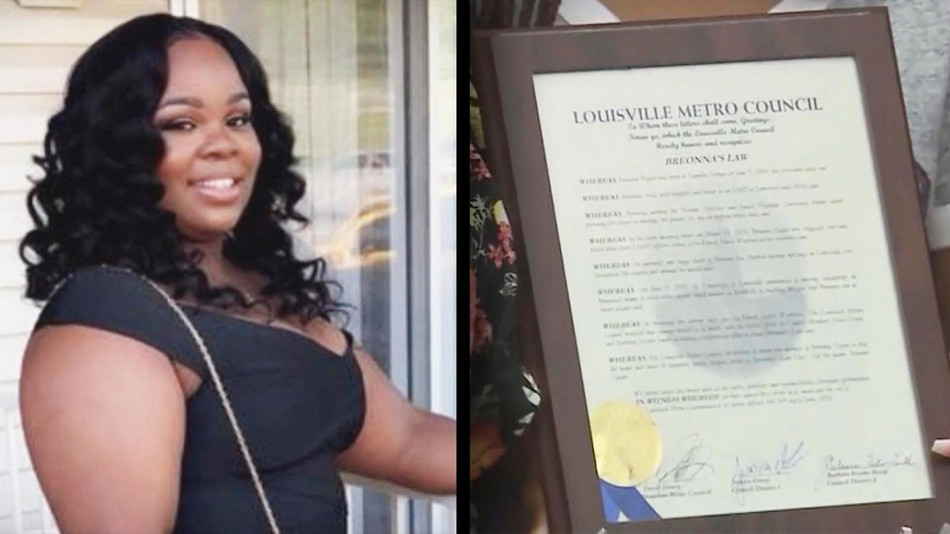 Louisville police declare state of emergency ahead of Breonna Taylor decision