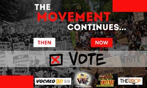 Public Radio's Urban Alternative Stations Launch 2020 Voting Campaign