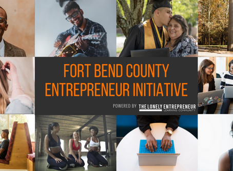 HELPING YOUR BUSINESS RECOVER FROM COVID-19       Fort Bend Entrepreneur Initiative