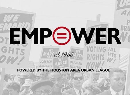 Tune into the Houston Area Urban League's podcast Empower