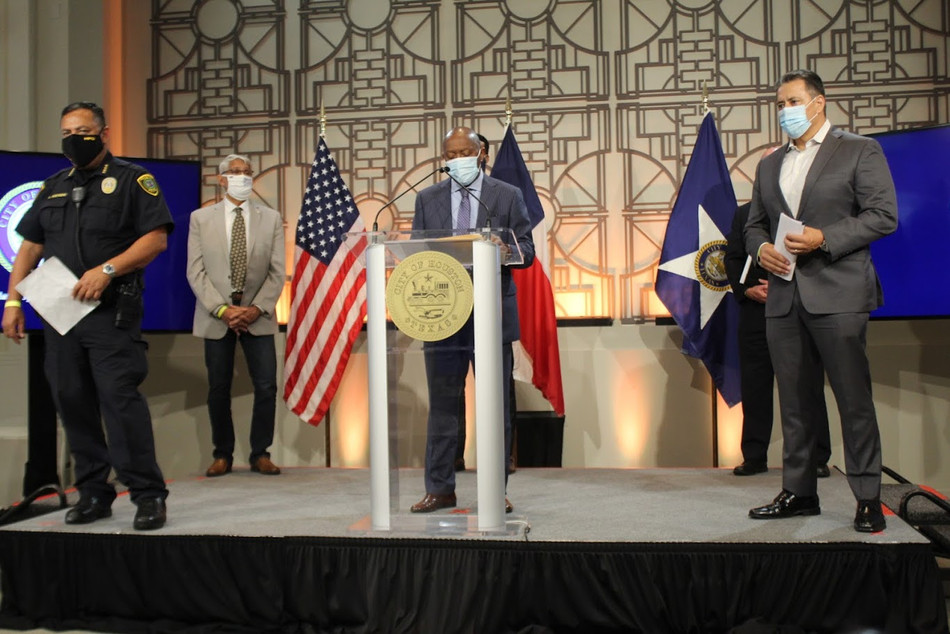 Houston Mayor announces cancellation of statewide GOP Convention in Houston