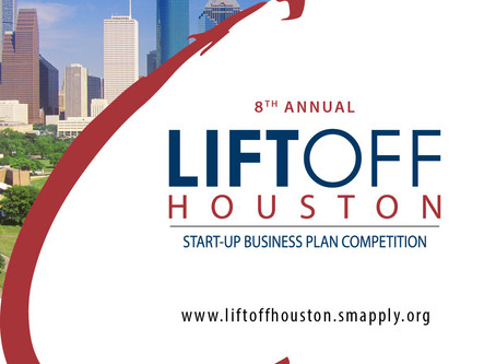 First Virtual Liftoff Houston Start-Up Business Plan Competition Now Accepting Applications