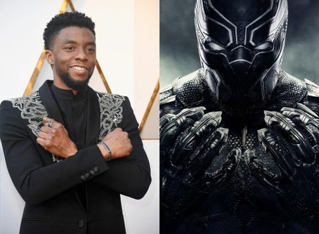 Chadwick Boseman Dies at the Age of 43 After a Battle with Colon Cancer.