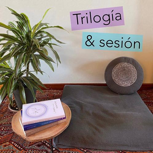 Trilogía & sesión online