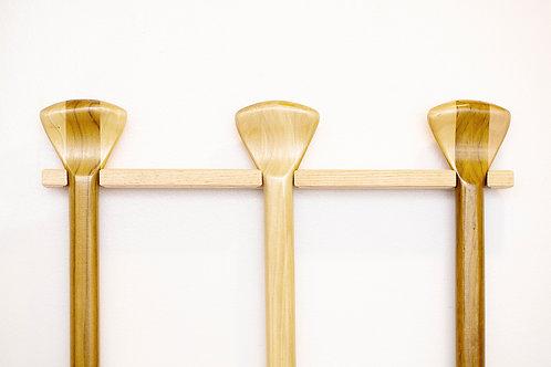 Paddle Hanger - Triple Vertical