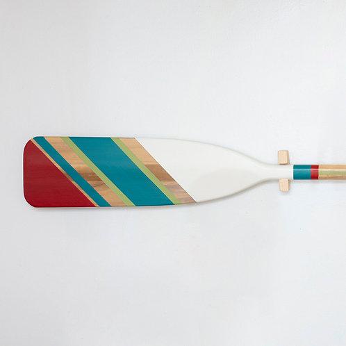 Angular Stripe Design