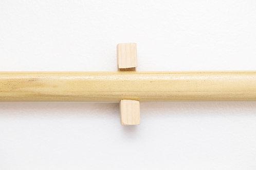 Paddle Hanger - Single Horizontal