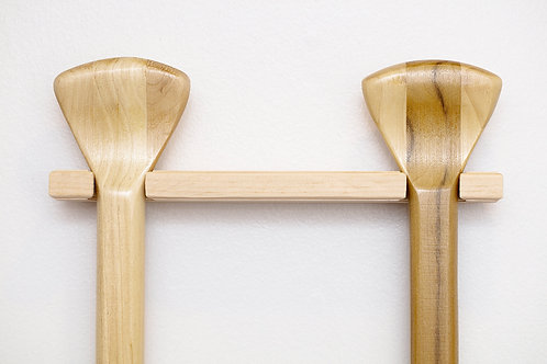 Paddle Hanger - Double Vertical