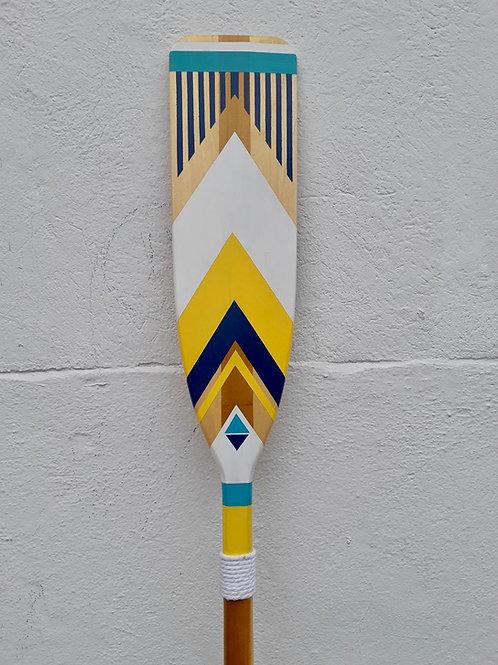 Feather Design - White