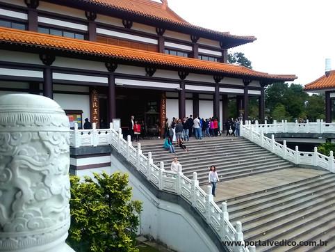 Zu Lai: um espaço da Filosofia Budista ao lado de São Paulo