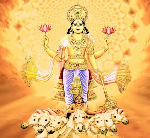 Saiba Mais sobre a Deidade de cada dia da semana, na tradição Hindu