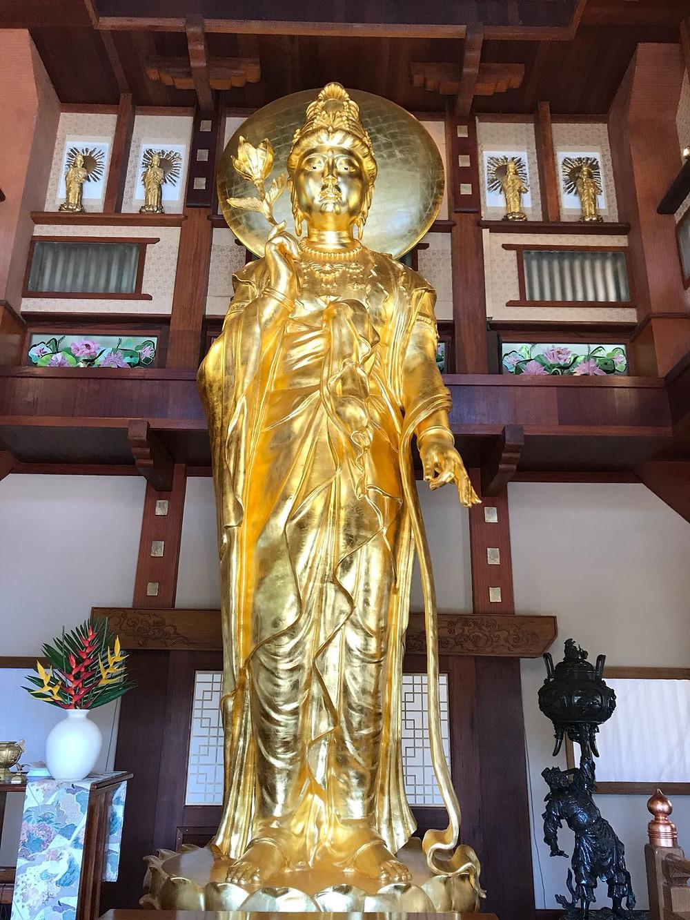 Estátua de Avalokiteshwara