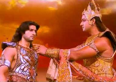 """""""A vida não é justa com ninguém"""" - a conversa entre Krishna e Karna no Mahabharata"""