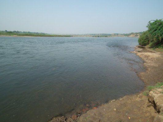 Rio Sagrado Narmada