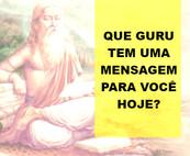 Quizz: Que Guru tem uma mensagem para você?