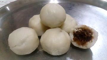 Modakas: o Doce preferido de Ganesha à base de Arroz, Coco e Açúcar Mascavo